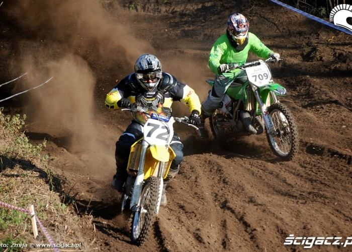 Dudzinski Robert motocross Sochaczew