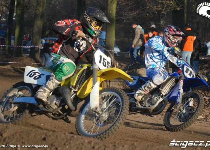 Galinski Kurowski wyscig motocross