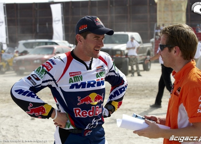 Abu Dhabi Cross Country FIM 2011 Rally (2)