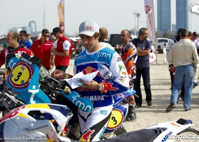 Abu Dhabi Cross Country FIM 2011 Rally (3)