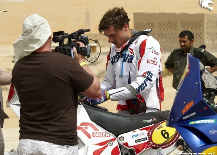 Abu Dhabi Cross Country FIM 2011 Rally (4)