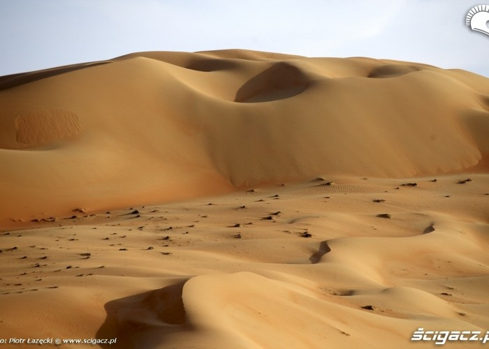 Abu Dhabi pustynia Desert Challenge 2011