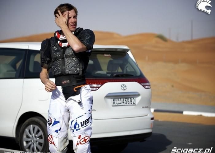 Przygoniak Abu Dhabi Desert Challenge 2011