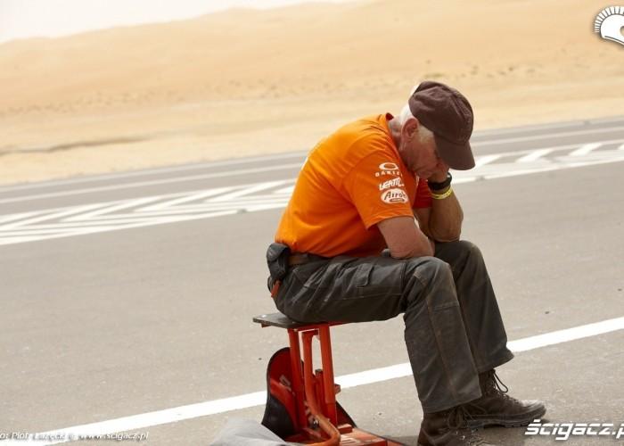 Rajd Abu Dhabi 2011