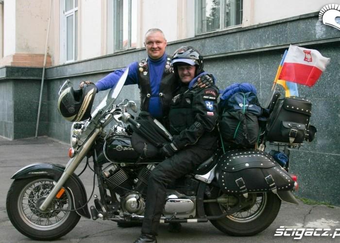 Rajd Katynski 2010 kierowcy