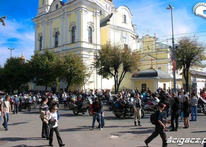 Rajd Katynski 2010 na Ukrainie