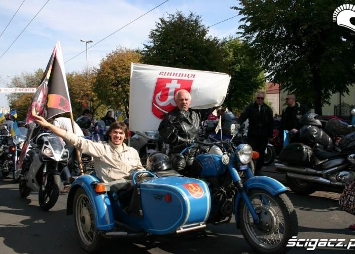 Rajd Katynski 2010 ukraincy