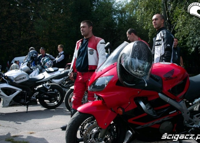 Rajd Katynski Winnica moto