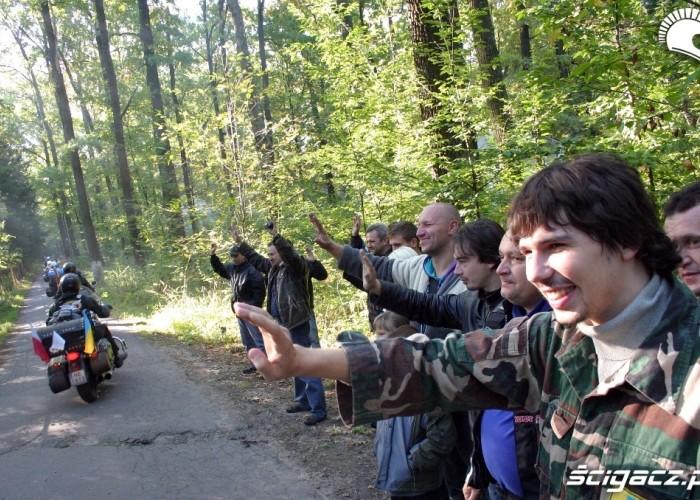 pozegnanie Zlot Winnica 2010