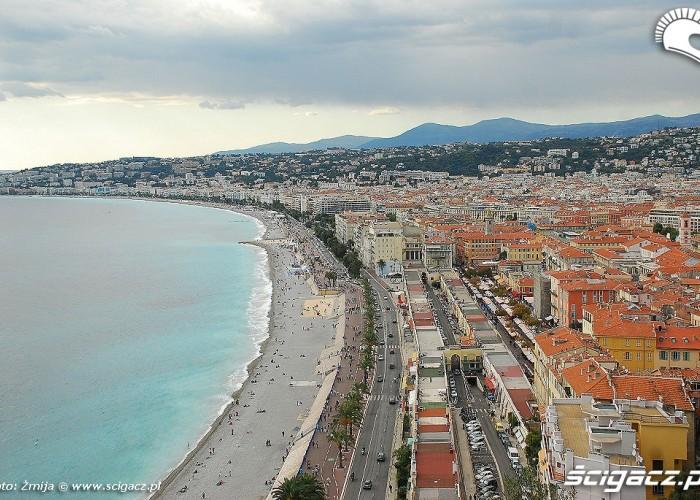 Nicea Francja zdjecie