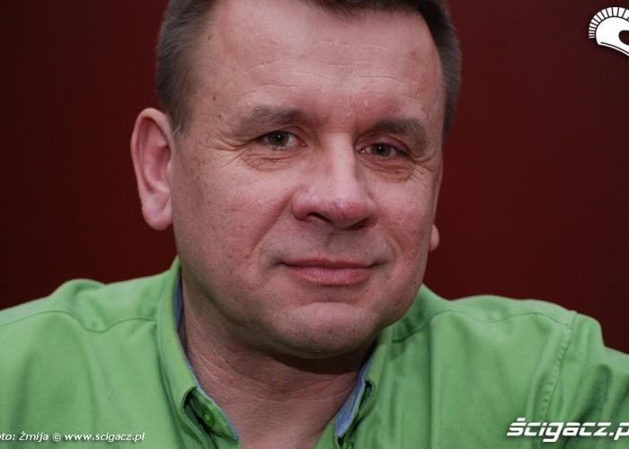 Jacek Bujanski spotkanie Shoei
