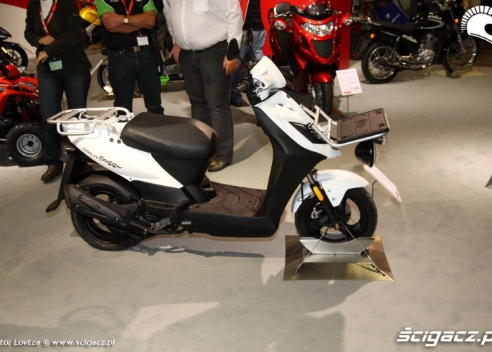 Agility Scooter Intermot 2011