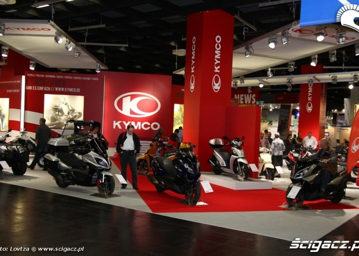 Kumco Scooter Intermot 2011