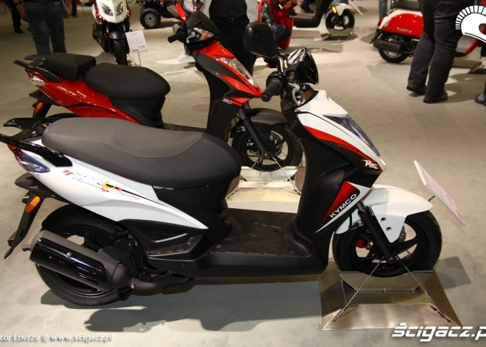 Kymco RS Scooter Intermot 2011