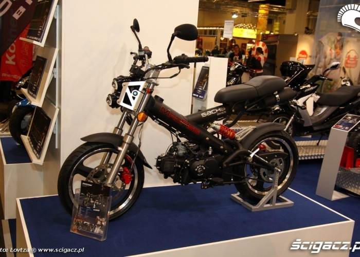 Madass Scooter Intermot 2011