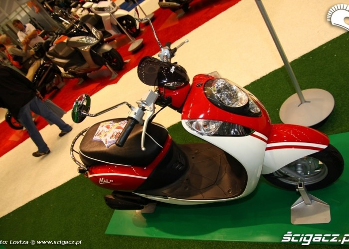 Mio Scooter Intermot 2011