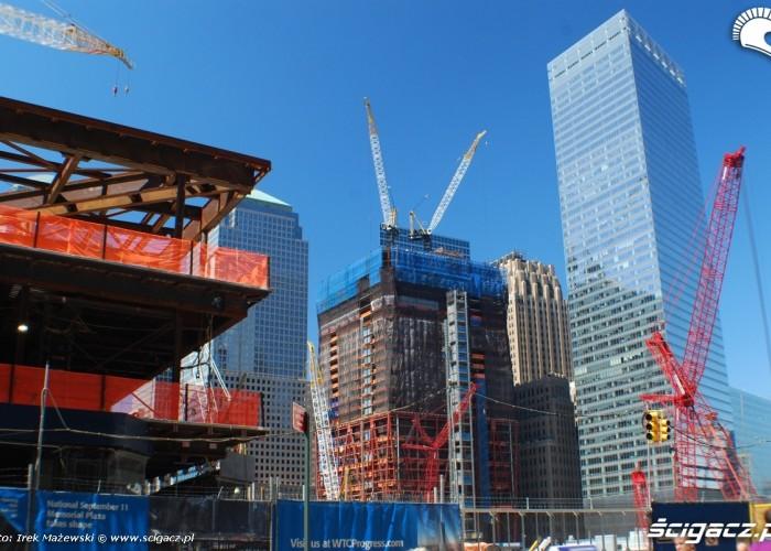WTC Memorial pomnik