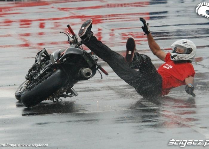 Benjiamin Baldini motorcycle crash
