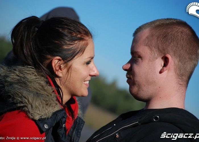 Justyna i Simek