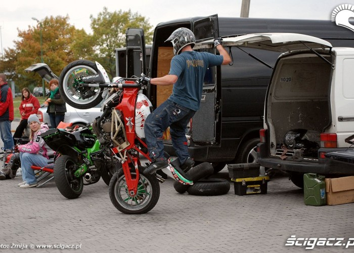 Belchatowskie stunty Beku