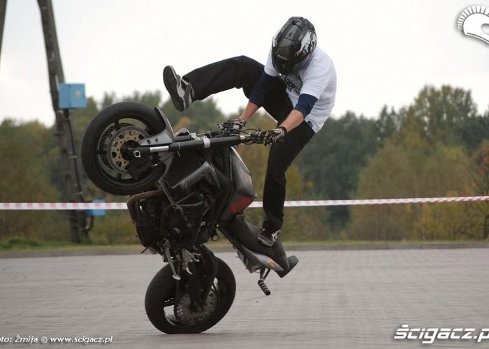 Dawid Marchewa stunt