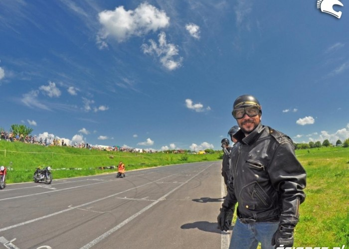 kierowca 200ccm Super-Veteran 2010 Lublin