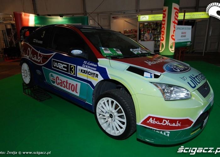 Ford WRC Castrol