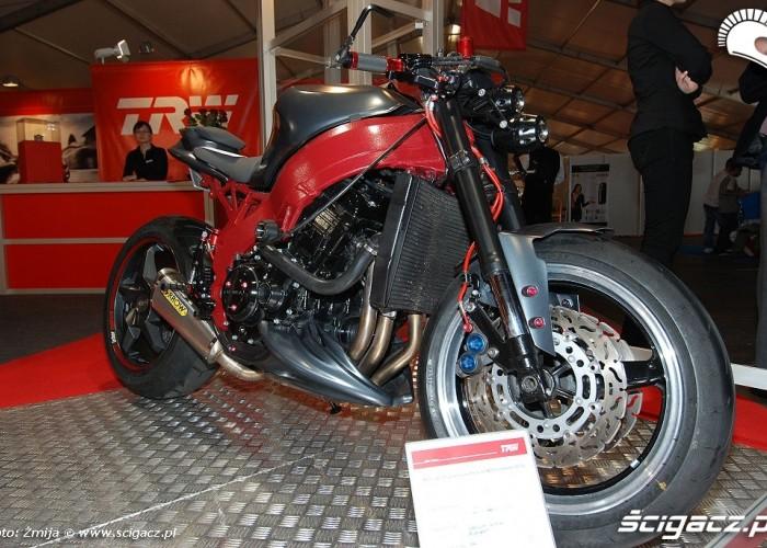 Motocykl TRW