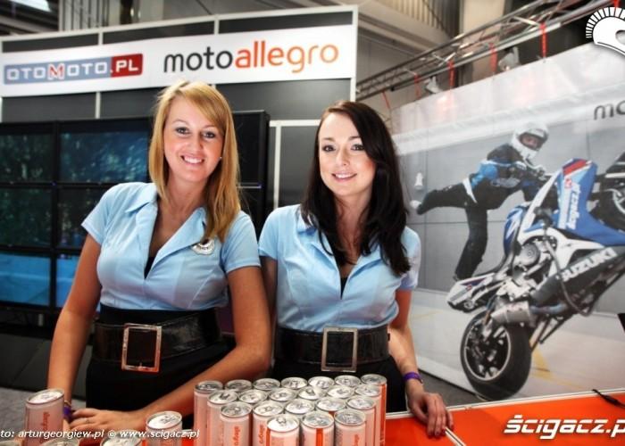 otomoto motoallegro Targi Motocyklowe w Warszawie - III Ogolnopolska Wystawa Motocykli i Skuterow 2011