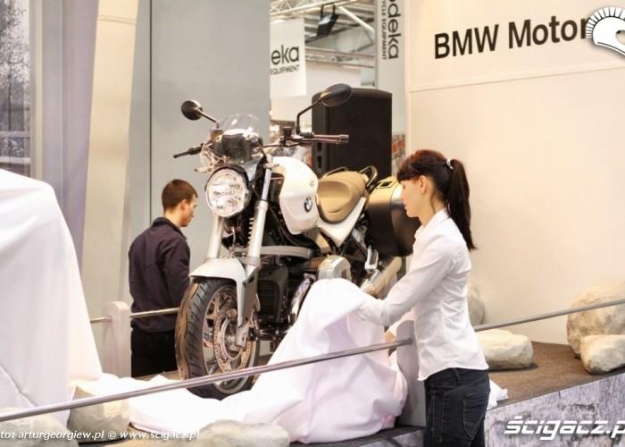 r1200r BMW Targi Motocyklowe w Warszawie - III Ogolnopolska Wystawa Motocykli i Skuterow 2011
