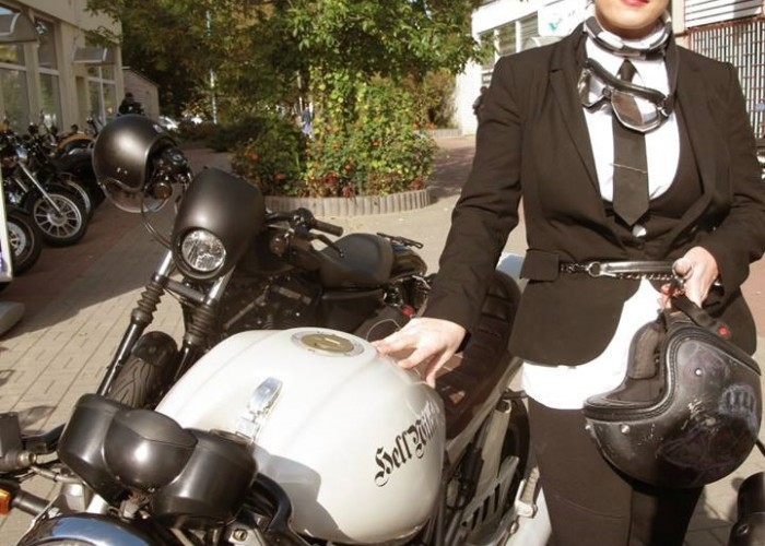 motocyklistka DGR 2014