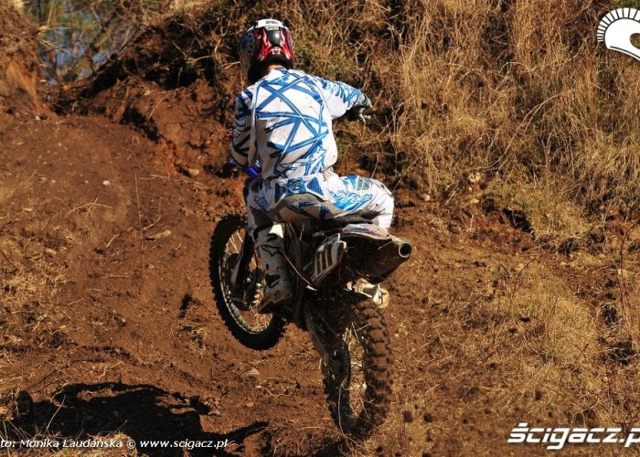 Do gory Trening enduro