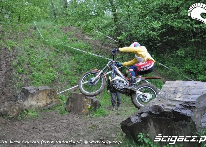 Mistrzostwa Polski w Trialu 2011 zawody