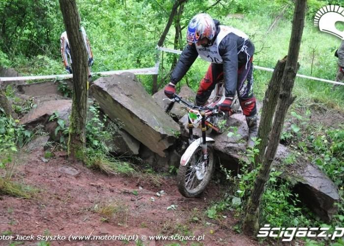 Odcinek Mistrzostwa Polski w Trialu