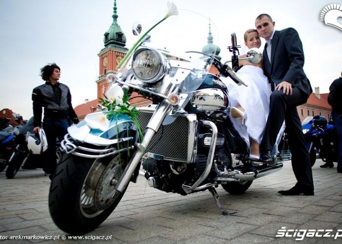 Stare Miasto Warszawa Triumph i nowozency