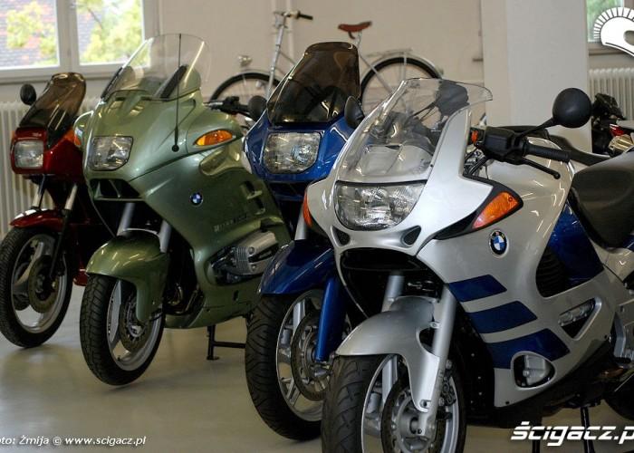 Drogowe motocykle BMW
