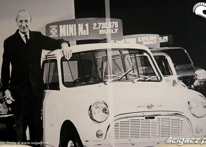 Historia Mini Morris
