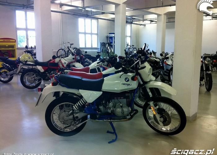 Motocykle BMW Muzeum
