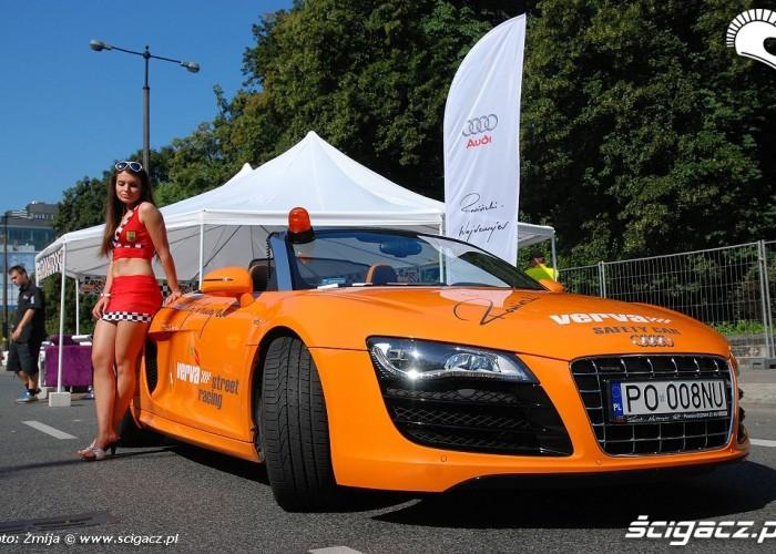 Audi R8 Rowinski