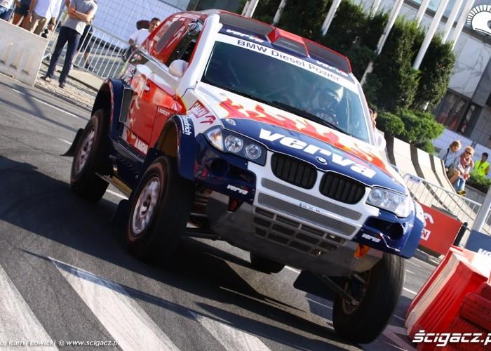 BMW X3 Verva Street Racing Warszawa