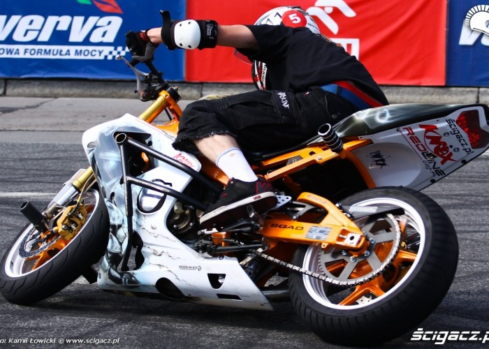 Dryft Verva Street Racing Warszawa