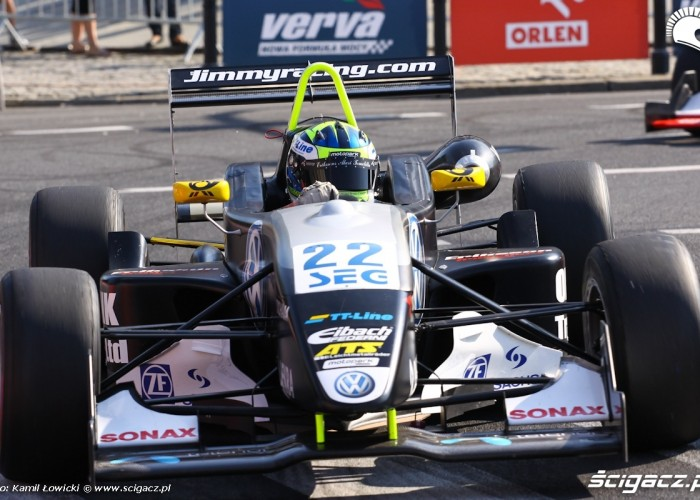 Verva Street Racing Warszawa formulki