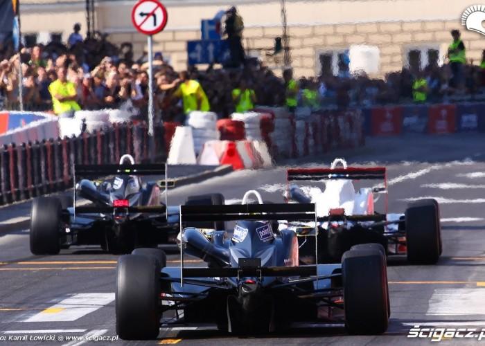 Wyscig Verva Street Racing Warszawa