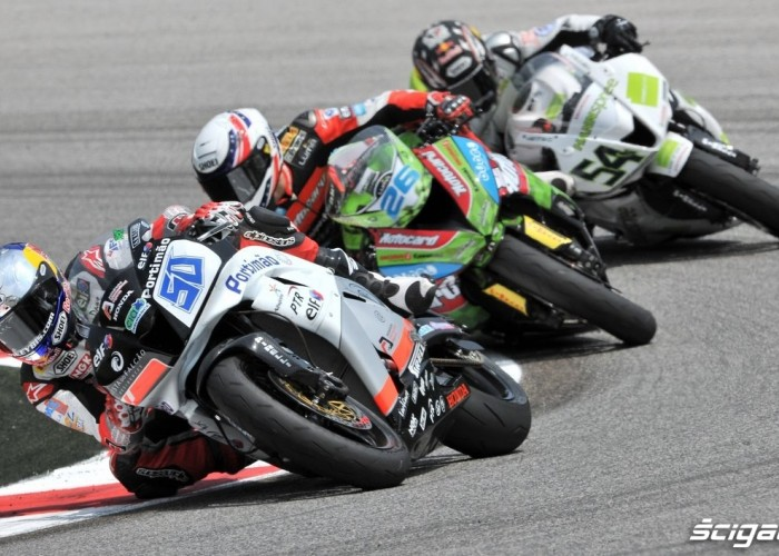 Laverty Misano Supersport