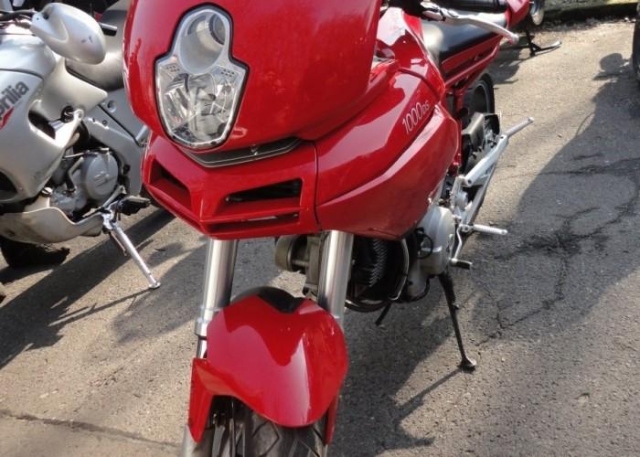 ducati multistrada 1000ds warszawski bazar motocyklowy - 13 marca poczatek sezonu