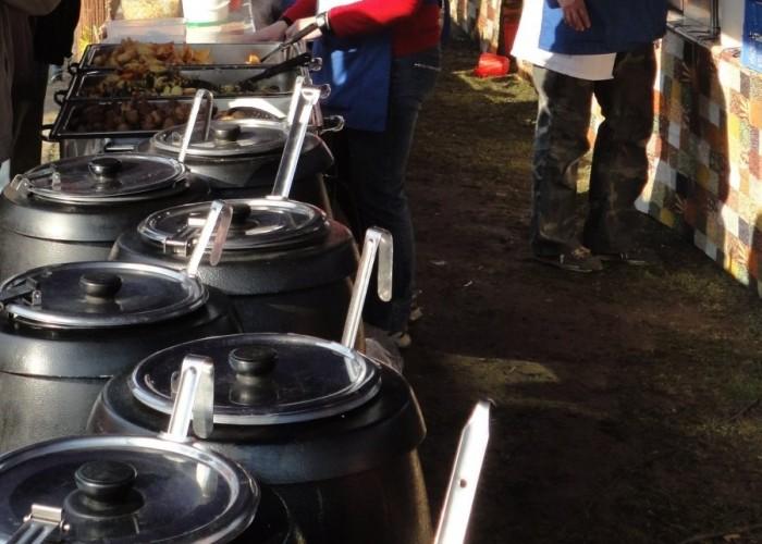 gastronomia warszawski bazar motocyklowy - 13 marca poczatek sezonu