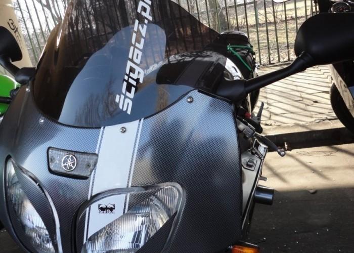 naklejka scigacz pl warszawski bazar motocyklowy - 13 marca poczatek sezonu