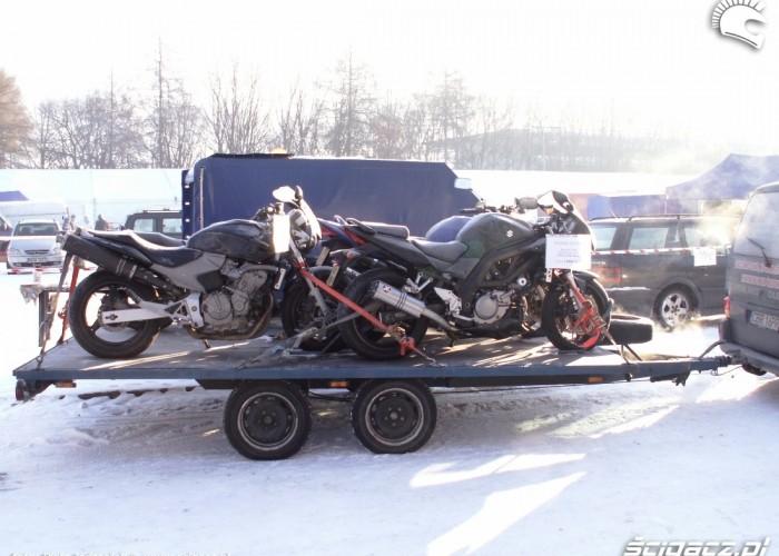 Suzuki i Hornet na sprzedaz Warszawski Bazar Motocyklowy 2010