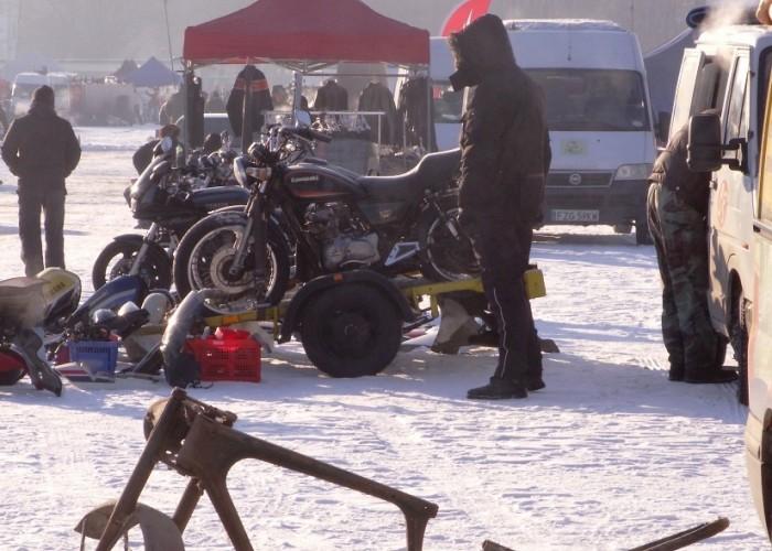 rama Warszawski Bazar Motocyklowy 2010