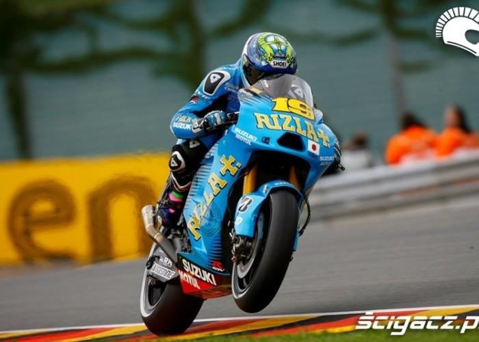 Alvaro MotoGP